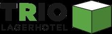 Trio Lagerhotel Logo
